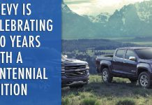 chevy centennial, powernation daily, power sports, motor sports, cars