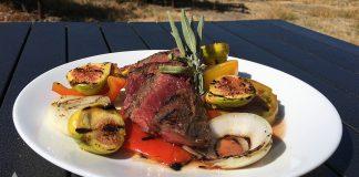 venison, camping, wild game recipes