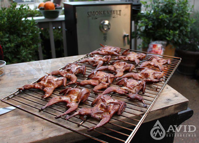quail, camping, wild game recipes