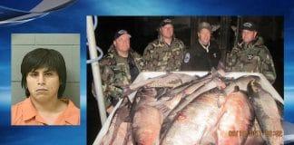 illegal fishing, fishing, oregon, salmon