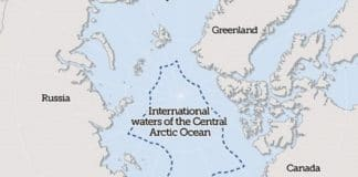 arctic ocean, fishing, international fishing agreement